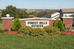 Forest Hills Dubuque Iowa