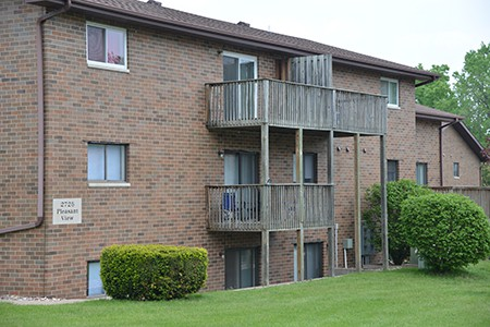 Pleasant View Apartments Dubuque Iowa 2 bedroom