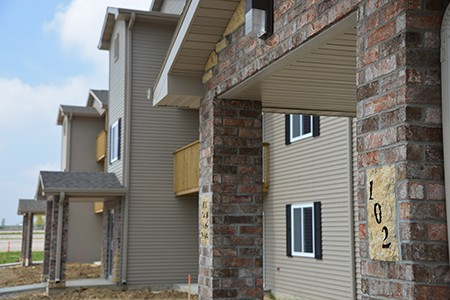 The Gardens Apartments Farley Iowa 3 bedroom