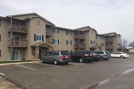 The Gardens Apartments Farley Iowa 3 bedroom